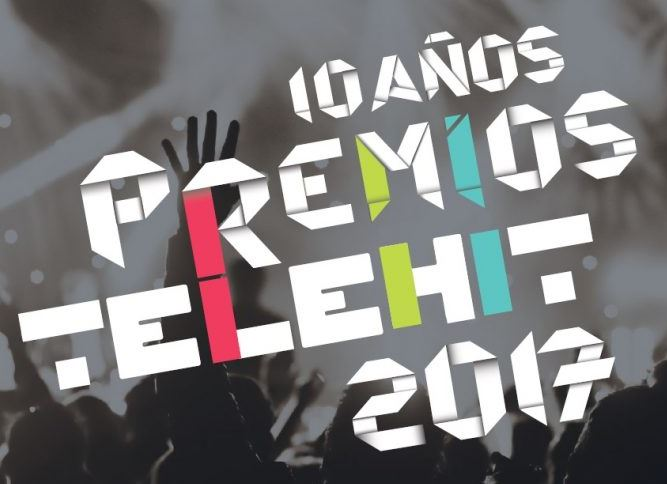Photo of Premios Telehit 2017