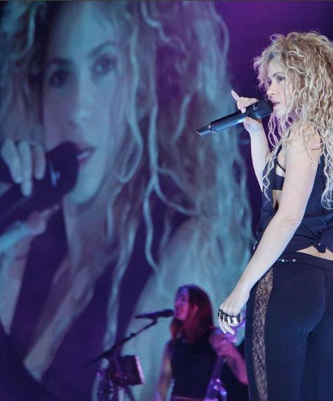 Photo of Shakira agradece el apoyo de sus fans