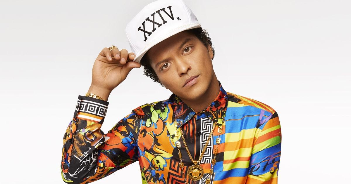 Photo of Bruno Mars muestra adelanto del '24K Magic Live at the Apollo'