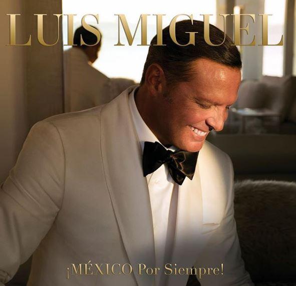 Photo of Luis Miguel llega con su nueva producción «¡México por siempre!»