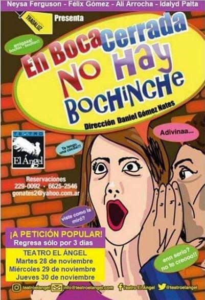 Photo of En boca cerrada no hay bochinche