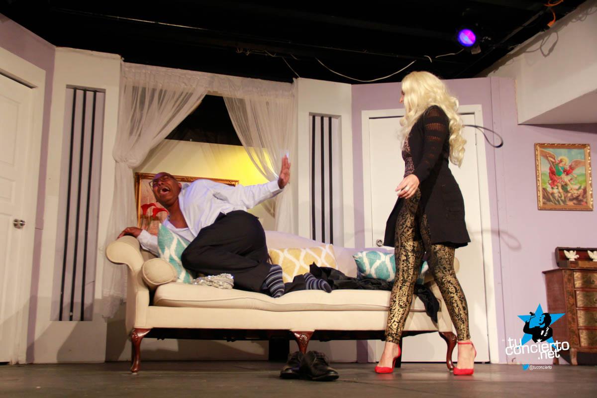 Photo of #teatroTC  Historia de un Casado Queriendo ser Infiel