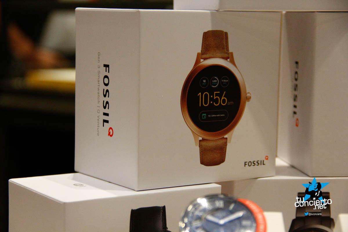 Photo of Presentación del Nuevo Reloj Inteligente de Fossil