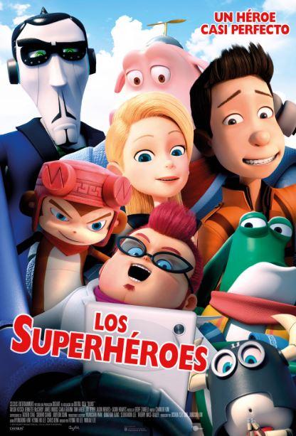 Photo of Los super héroes