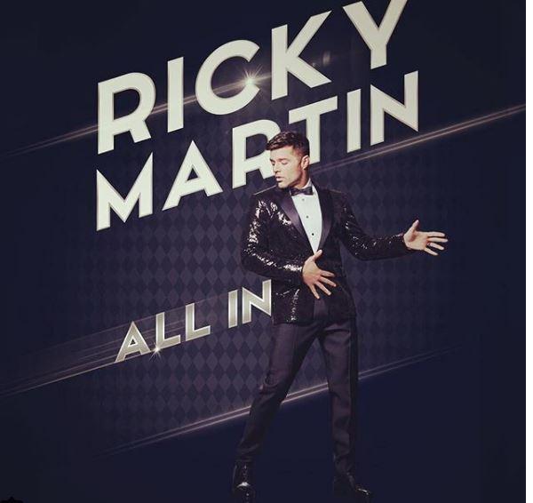 """Photo of Ricky Martin regresa a Las Vegas en el 2018 con """"All In"""""""