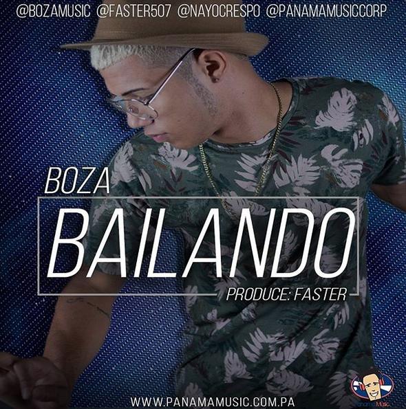 Photo of Boza presenta 'Bailando'
