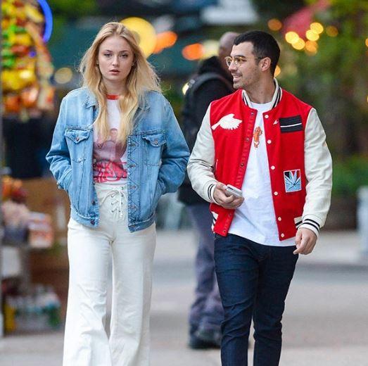 Photo of Sophie Turner y Joe Jonas sigue derrochando su amor