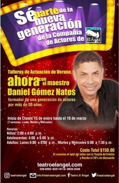 Photo of Curso de actuación verano 2018