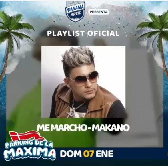 Photo of Confirmado Makano en el 'Parkin de la Maxima'