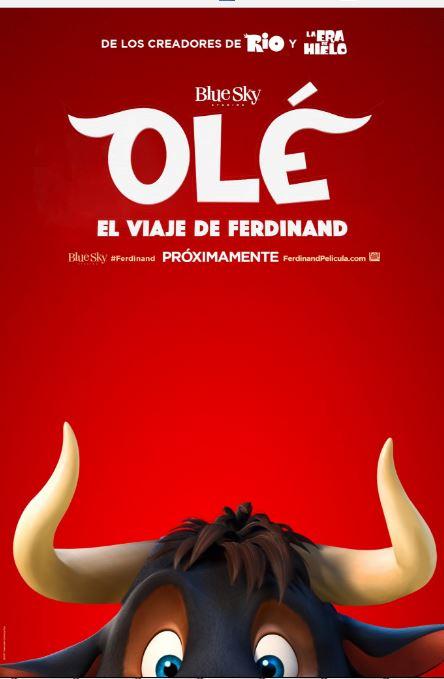Photo of Olé, el viaje de Ferdinand