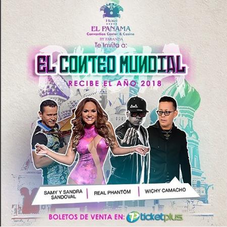 Photo of Panamá presenta 'El Conteo Mundial'