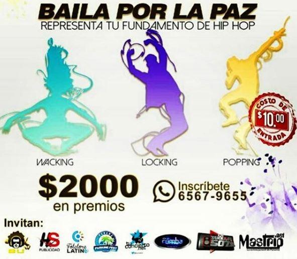 Photo of Baila por la Paz