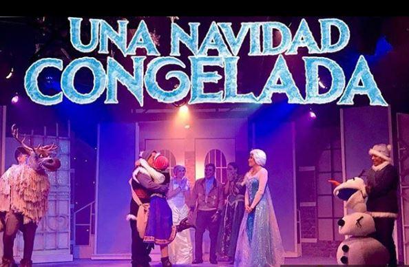 Photo of Gran estreno de 'Una Navidad Congelada'