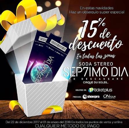 """Photo of El mejor regalo de navidad son entradas para ''Sep7imoDia by Cirque Du Soleil"""""""