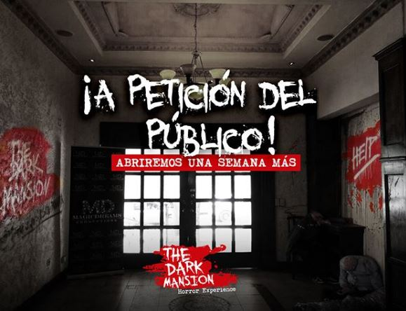 Photo of 'The Dark Mansion' se extiende una semana más en Panamá