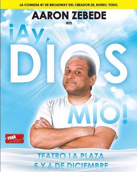 Photo of Esta noche gran estreno de ¡Ay Dios Mio!