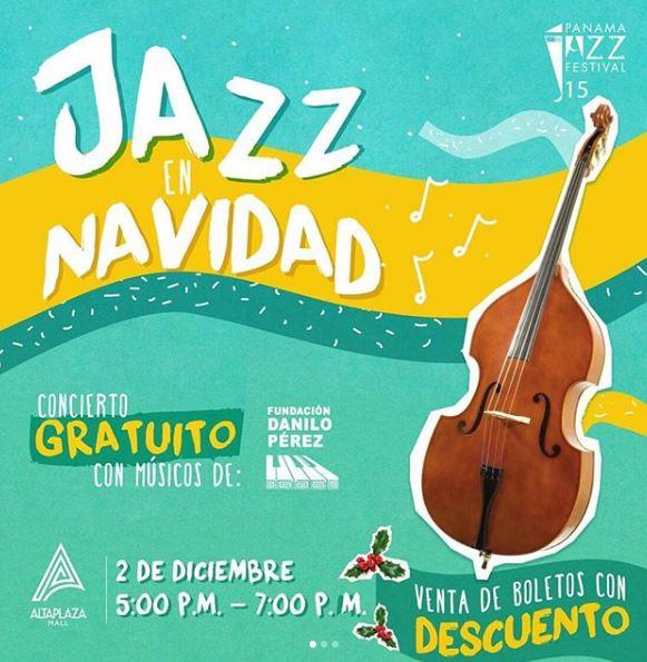 Photo of 'Panamá Jazz Festival' brindará un especial de navidad