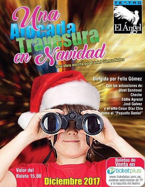 Photo of Una Alocada travesura en Navidad