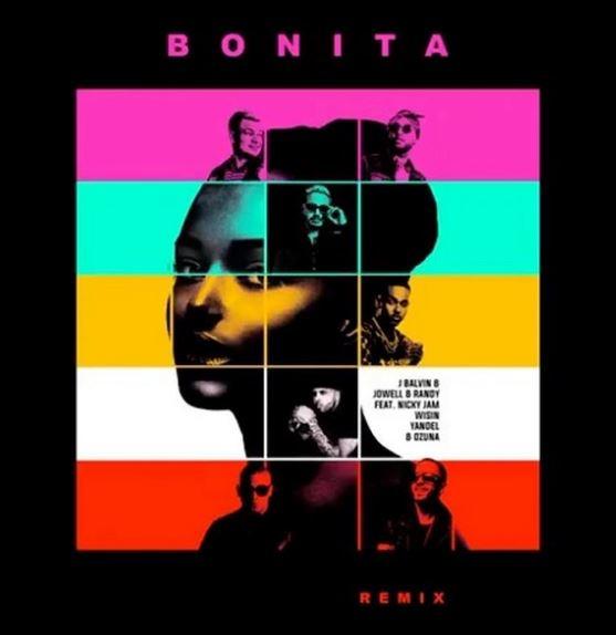 Photo of J Balvin lanza la versión remix de 'Bonita'