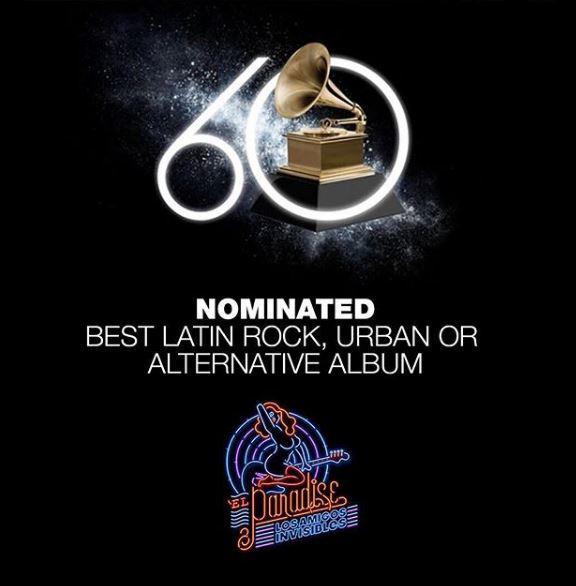 Photo of Los Amigos Invisibles nominados a los Grammy
