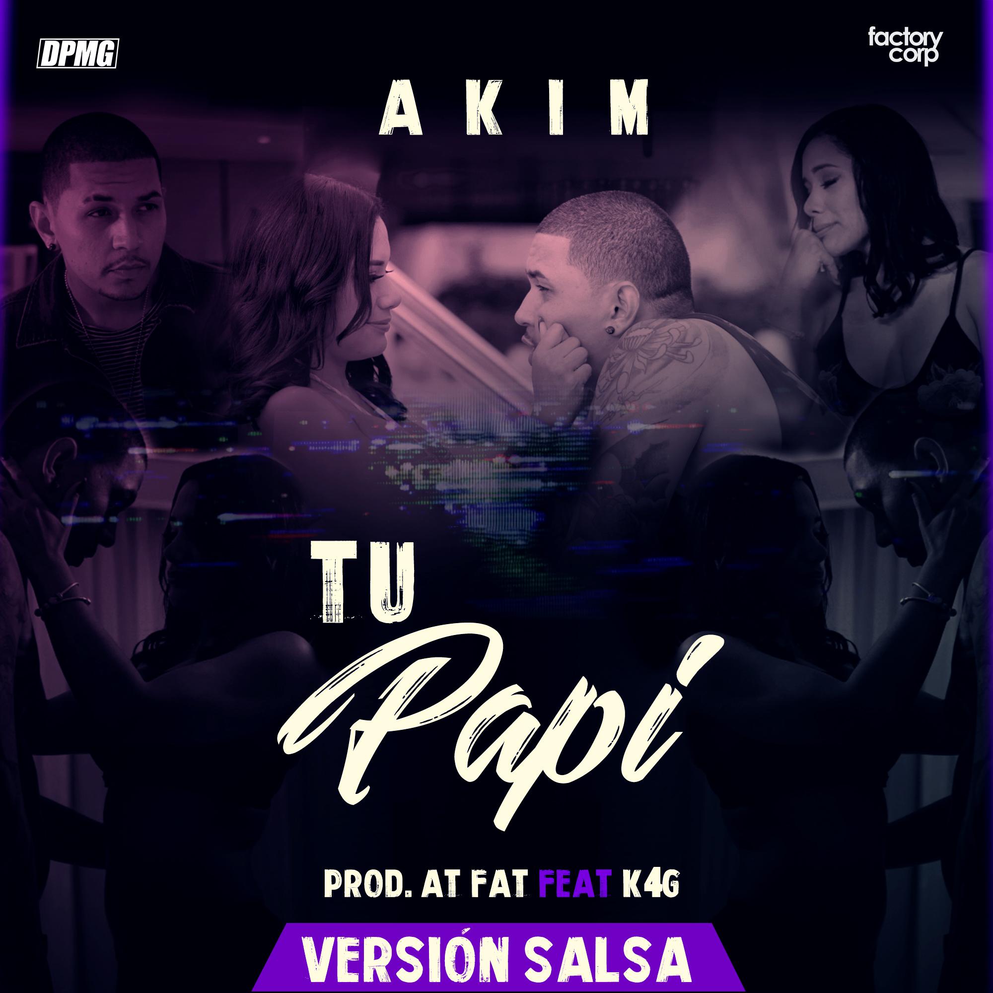 Photo of Akim estrena 'Tu Papí' en versión salsa