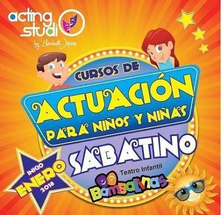Photo of Curso de actuación para niñas y niños