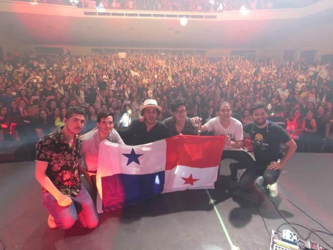 Photo of Espectacular el concierto de Morat en Panamá