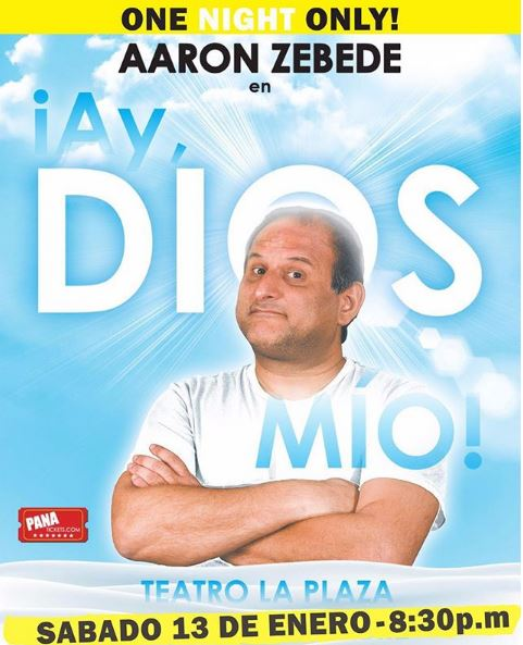 Photo of Standup Comedy Show ¡Ay Dios mio!
