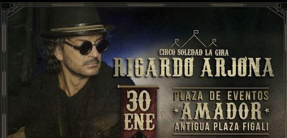 Photo of Tuconcierto.net te lleva a conocer a Ricardo Arjona