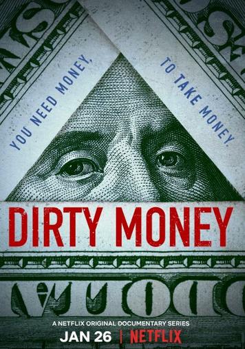 Photo of Netflix lanza trailer oficial de Dirty Money