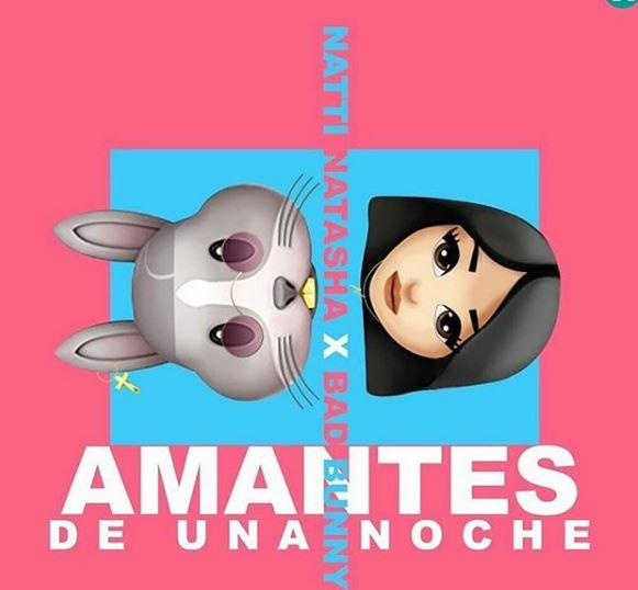 Photo of Natti Natasha & Bad Bunny estrenan 'Amantes de Una Noche'
