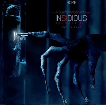 Photo of Pronto el gran estreno de Insidious 4: La última llave