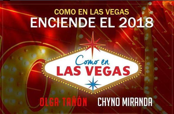 Photo of Olgan Tañon y Chyno Miranda presentan 'Como en Las Vegas'