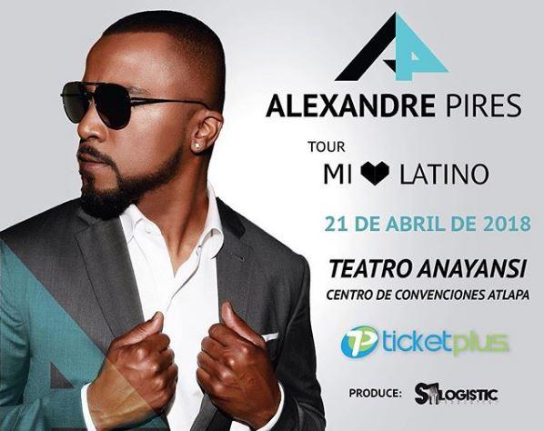 Photo of Alexander Pires en Panamá