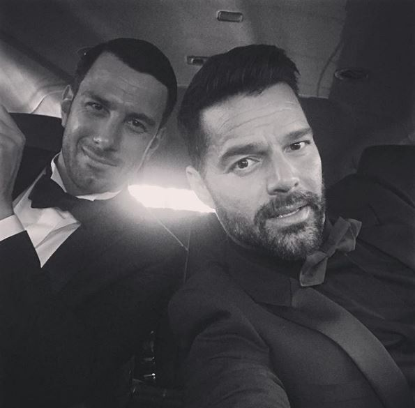 Photo of Ricky Martín anuncia que ya es esposo de Jwan Yosef