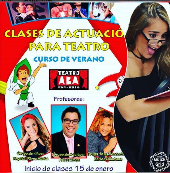 Photo of Clases de actuación para teatro