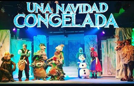 Photo of Últimas funciones de 'Una Navidad Congelada'