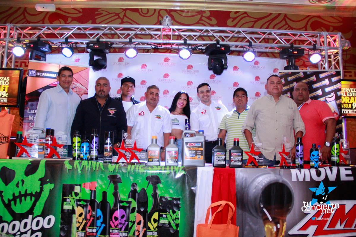 Photo of Conferencia de Prensa de 'Audio Motor Fest'