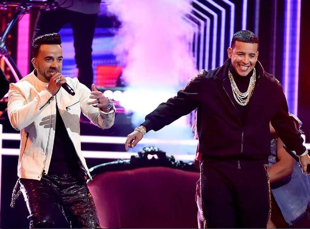 Photo of Luis Fonsi y Daddy Yankee rompieron barreras en los Grammy