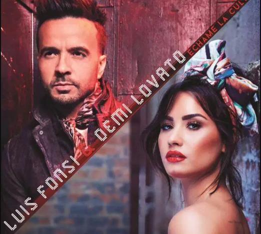 Photo of Luis Fonsi y Demi Lovato con 'Échame la culpa' en la 1era. Posición
