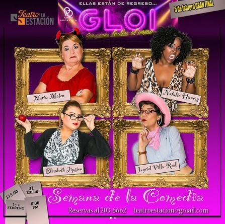 Photo of Hoy 'GLOI' en Teatro La Estación