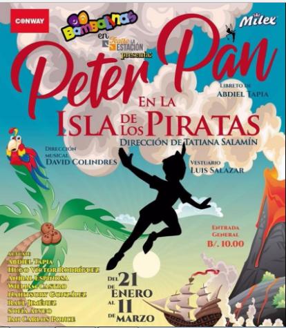 Photo of Boletos agotados para 'Peter Pan en la isla de los piratas'