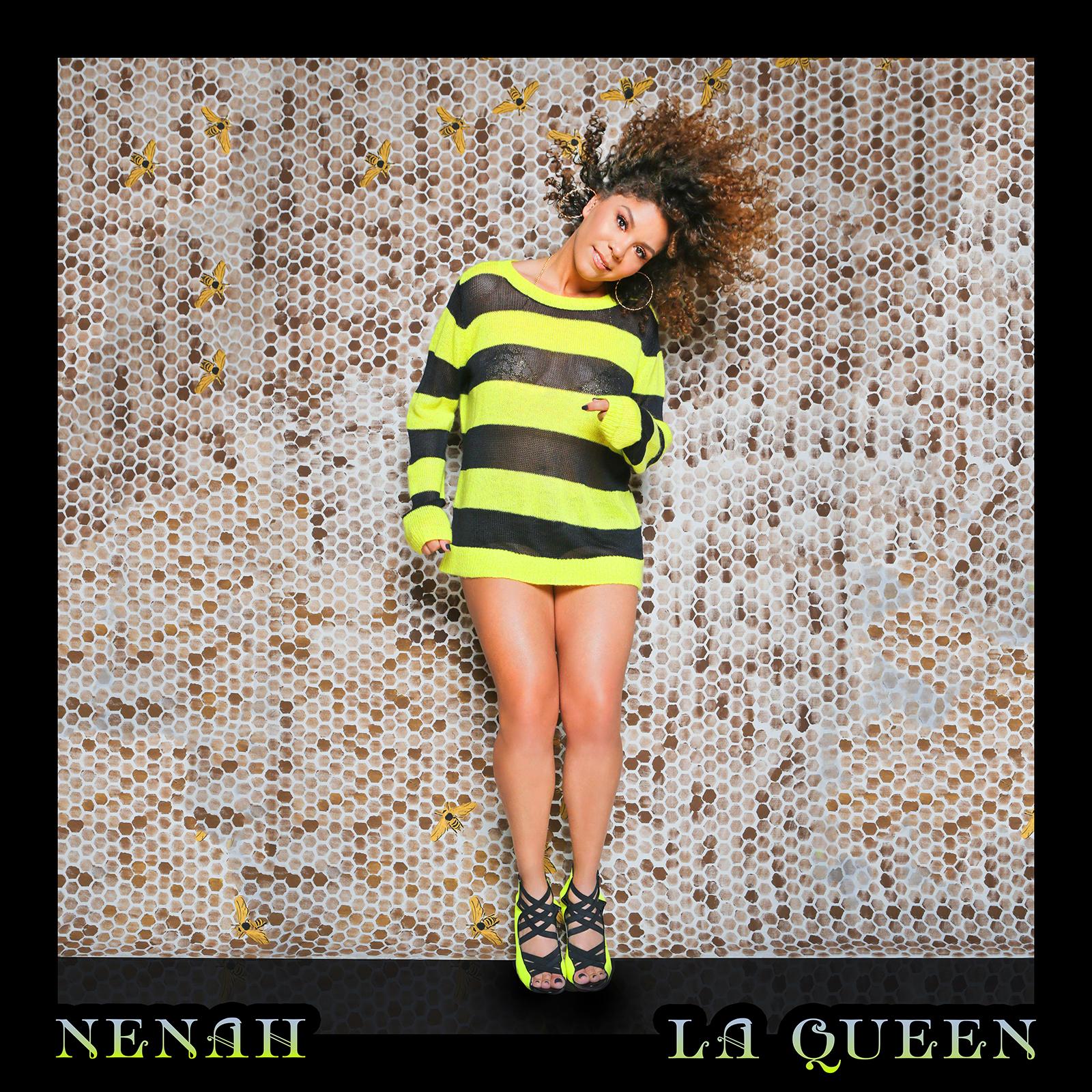 Photo of Nenah Lanza su tema 'La Queen'
