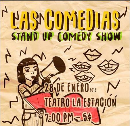 Photo of «Las Comedias»