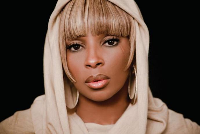 Photo of HBD para Mary J. Blige