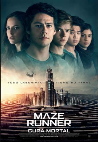 Photo of Este jueves 25 es el gran estreno 'Maze Runner: La cura mortal'