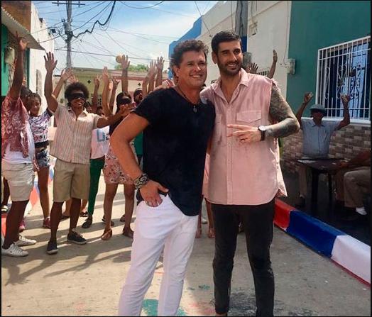 Photo of Melendi y Carlos Vives estrenan «El Arrepentido»