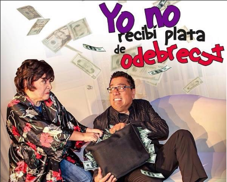 Photo of Yo no Recibí Plata de Odebrecht