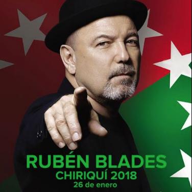 Photo of Rubén Blades en Chiriquí
