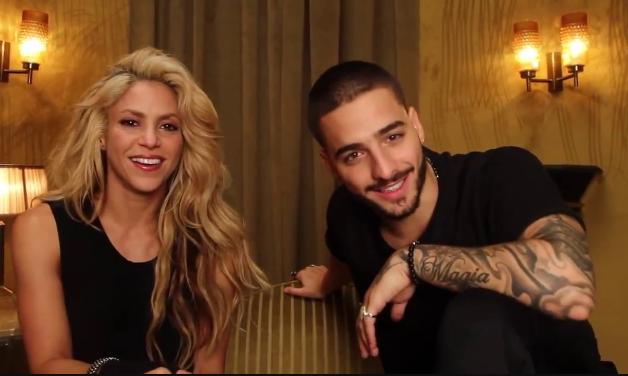 Photo of Shakira y Maluma trabajan juntos para un nuevo tema